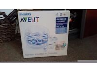 Two microwave sterilsers - AVENT.