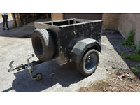 Trailer 3ft by 4 ft