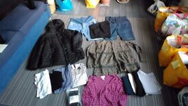 Maternity clothes size 14,16,18