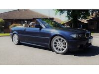 BMW 330 CD Convertible Manual '05 Rare 330cd