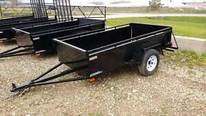 2015 Advantage 4X8 Steel Utility Trailer (BT 483)