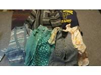 Bundle of vintage clothes