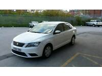 SEAT TOLEDO 1.6 SE TDI 20 POUND ROAD TAX SAME AS SKODA Rapid