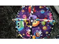 Two Lamaze Motion Activity Gyms