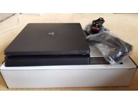 New and boxed PS4 Slim Black 500GB Console
