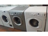 WASHING MACHINES RECONDITIONED, BEKO, BOSCH, HOTPOINT, CANDY, 6 Months Guarantee.