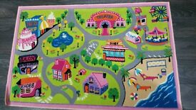 Girls play mat for sale