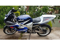 Suzuki GSX-R 750 K3 for sale