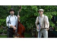 Double Bass & Banjo Duo Available for Weddings/Events Beccles, Suffolk