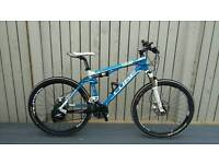 CUBE AMS100 MOUNTAIN BIKE