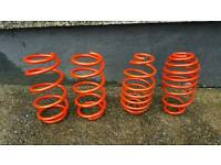 Astra mk4 prosport lowering springs please read