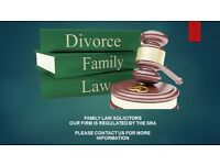 Family Law Solicitors, Divorce, Child Arrangement Order, Non-Molestation Order, Matrimonial