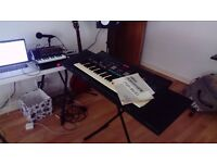Yamaha Park 4600 Digital Synthesizer/Keyboard