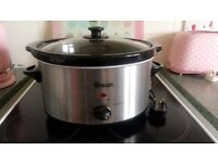 Swan slow cooker never used!
