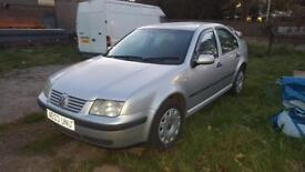 Volkswagen bora 2003 1.9 tdi mot till september 2018 great cheap diesel car