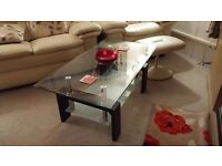 Coffee table £50.00