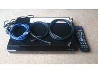 BT (Humax) YouView Digital Terrestrial Recorder 500 GigaByte hard drive