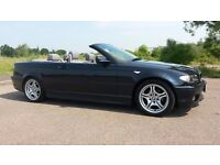 2005/05 BMW 3 SERIES 318Ci 2.0 M SPORT CONVERTIBLE - LOW MILEAGE - HPI CLEAR