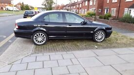 2006 Jaguar x type 2.2 2d manual full service history nice and clean car only £2500 Hounslow