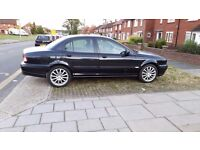 Jaguar x type 2.2 2d manual full service history nice and clean car only £2500 Hounslow
