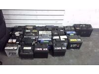 Scrap Car & Van Batteries and Cats BEST PRICES PAID