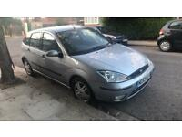 Ford Focus 2003 driving good
