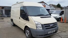 FORD TRANSIT 110 T 300 MWB, Low Millage, Air Con, Long MOT, Excellent Mechanical order