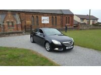11 REG VAUXHALL INSIGNIA 2.0 CDTI SRI 160 BLACK 5DR MOT-18 FSH OUTSTANDING FREE-DELIVERY CHEAP CAR