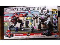 Brand new lego transformers