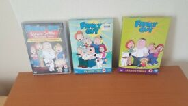 Family Guy DVD'S