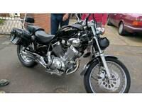 1993 Yamaha Xv535, Only 16300 Miles. £1695 ONO