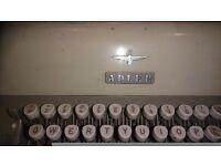 Adler special typewriter
