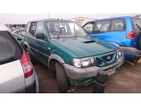 2001 NISSAN TERRANO II, 2.7 STD, BREAKING FOR PARTS ONLY, POSTAGE AVAILABLE NATIONWIDE