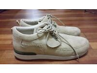 Addict suede shoes 10.5