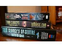 Tom Clancy's War Books