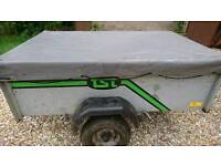 Box trailer, 5ft by 3ft