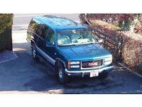 1994 GMC suburban 454 big block resprayed new mot show or tow