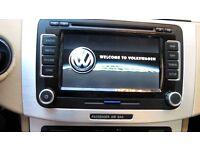 RNS510 VW Volkswagen Sat Nav unit