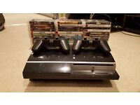 Playstation 3 plus 36 games in mint condition and 2 controllers