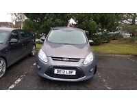 Ford CMAX 2012\low mileage \front-rear parking sensors \tinted windows
