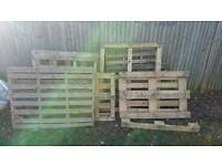 10 Pallets - Free for collection