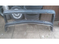 BMW e30 Front and Rear Bumpers.