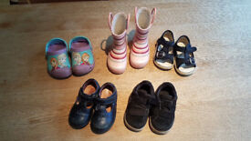 Girls Shoes Size 4-4.5