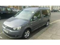 Volkswagen caddy maxi life pco licenced