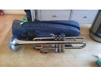 2 x Bb Trumpets For Sale - Mirage and Tromba