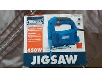 Draper Jigsaw 750W