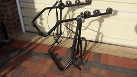 3 Bike Cycle Carrier for Hatchbacks