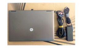 Very Fast HP Probook Laptop Core i5, 8GB RAM, 500GB HDD, DVDRW, WiFi, BT, Webcam, 13.3 Display