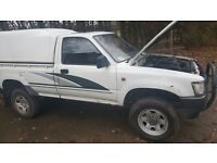 Toyota hilux and land cruiser 4.2 litre diesel wanted