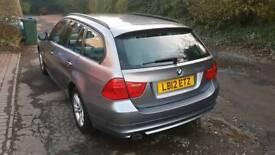Bmw 318D LCI £30 Road tax. 12 Months Mot